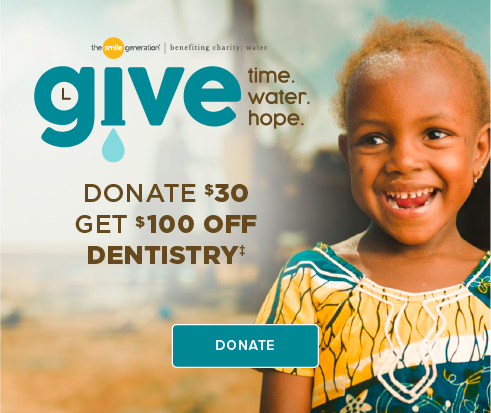 Donate $30, Get $100 Off Dentistry - Granite Bay Smiles Dentistry